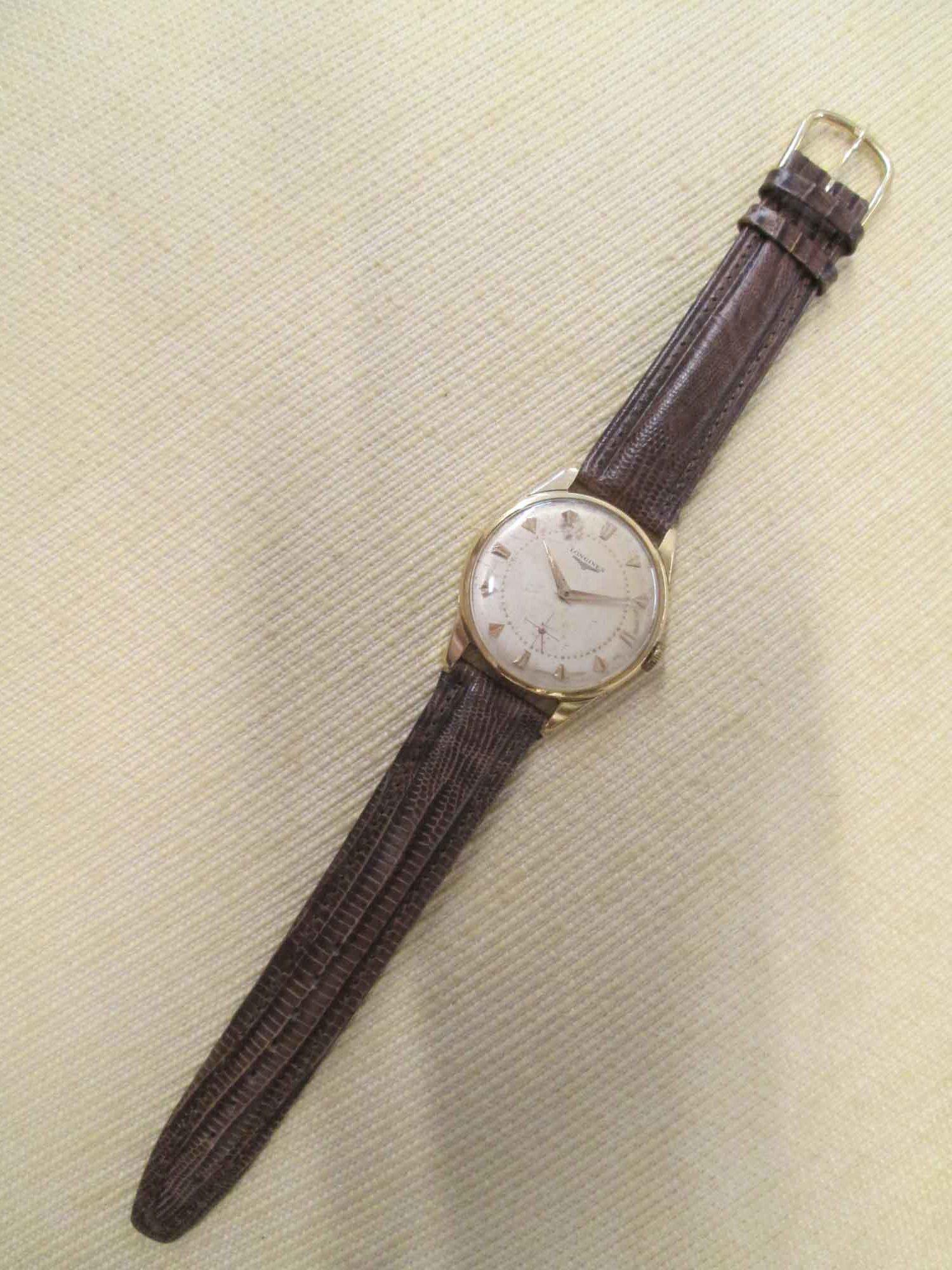 longines vintage l 39 atelier dell 39 orologio. Black Bedroom Furniture Sets. Home Design Ideas